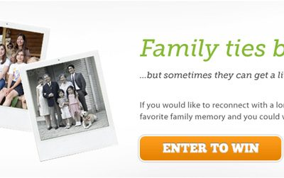 Archives.Com and WhitePages want to reconnect you with a family member #Giveaway