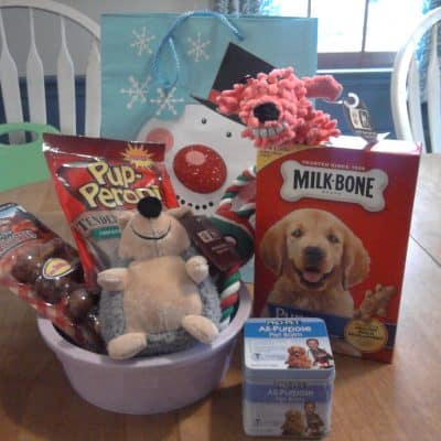 A Puppy Care Kit for Christmas #CBias #ILuvMyK9