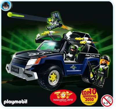 Playmobil Top Agents Review and #PrizePack #Giveaway