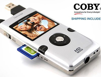 *HOT* $55 shipped for an HD Camcorder!!  GREAT gift idea!!