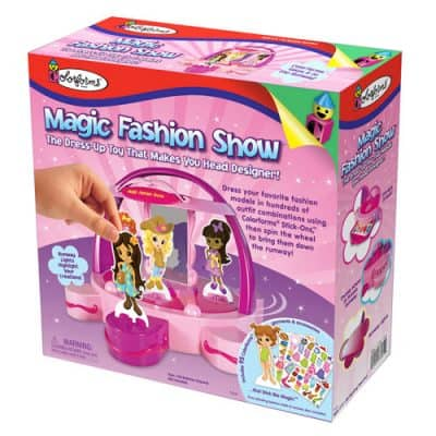 Colorforms Magic Fashion Show #Giveaway #Rafflecopter