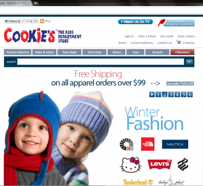 CookiesKids.com has a lot to offer #LuvCookies #CBias