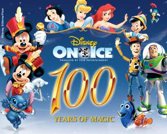 Disney on Ice Celebrates 100 Years of Magic: Discount & #Giveaway 2 winners *Hartford CT*