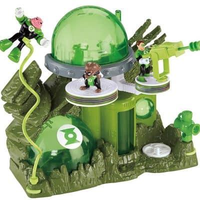 Imaginext DC Super Friends Green Lantern Planet OA