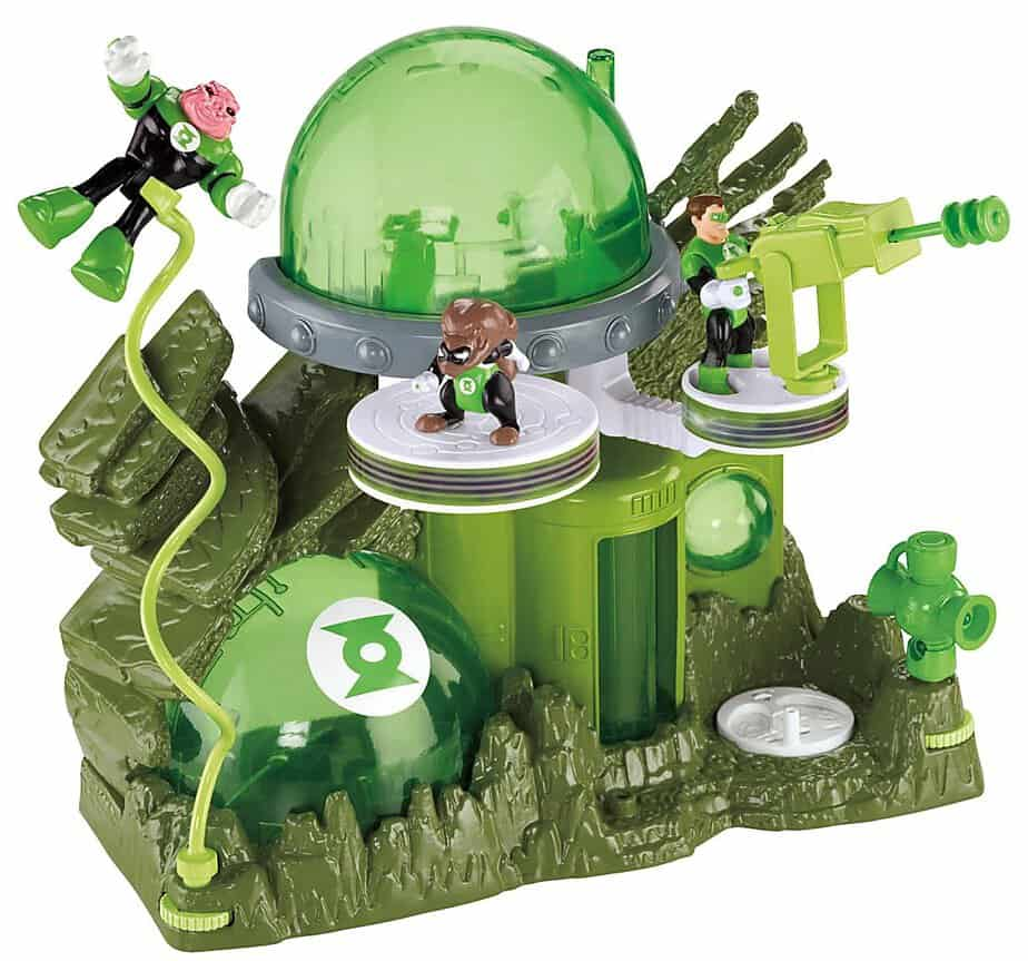 Imaginext DC Super Friends Green Lantern Planet OA | This ...