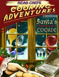 Head Chefs Cooking Adventures Cookbooks #Giveaway #PrizePack