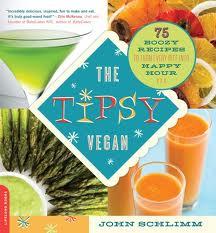 The Tipsy Vegan cookbook review