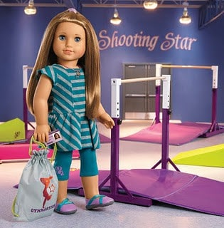 *Closed*McKenna Brooks: American Girl Doll of the Year 2012 #Giveaway #Win