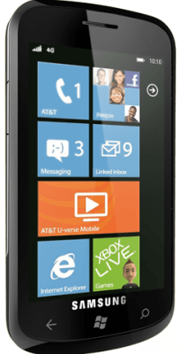 Windows Phone Samsung Focus™ Flash #Giveaway