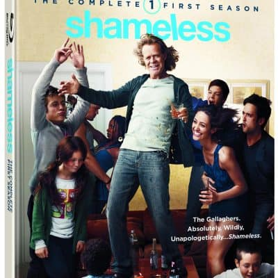 Shameless Season One on DVD and BluRay