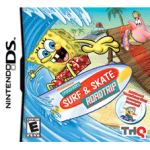 spongebob ds
