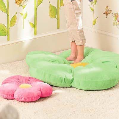 HearthSong Flower Floor Pillow #Giveaway