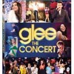 glee concert dvd