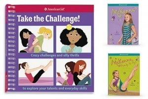 American Girl of the Year 2012 McKenna Brooks Prize Pack #Giveaway