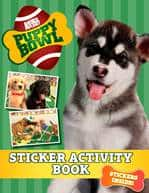 Puppy Bowl Sticker and Activity Book and Puppy Bowl Yearbook #giveaway #PuppyBowl2012