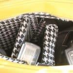 ladies camera bag