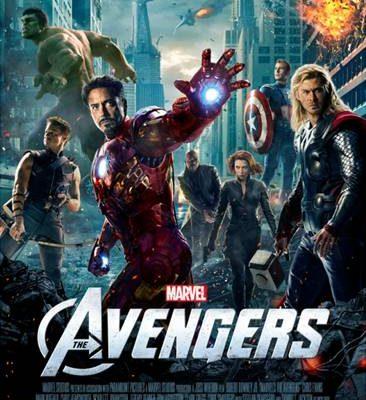 Marvel's The Avengers Trailer!!