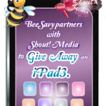 beesavy shout media ipad3