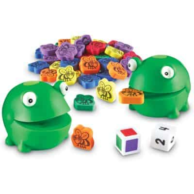 Froggy Feeding Fun Game from Learning Resources #Giveaway