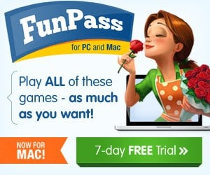 GameHouse Fun Pass opens to Mac users plus a #Giveaway for 5 winners