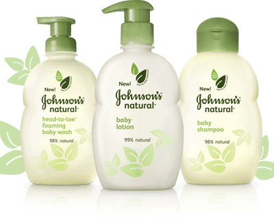 Johnson's Natural Baby Care