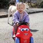 smile & ride buggy ride on