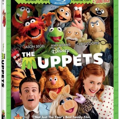 The Muppets Wocka Wocka Pack Review (in stores 3/20) & kitchen fun with The Swedish Chef!
