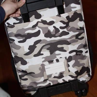 O3 Kids Luggage Review and Giveaway