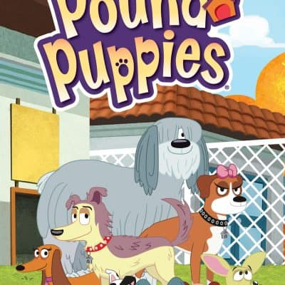 POUND PUPPIES: Homeward Pound on DVD now #Giveaway