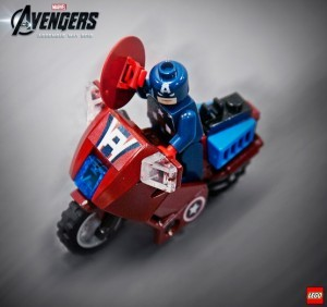 captain america avenging cycle