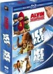 ice age, ice age 2, alvin and the chipmunks