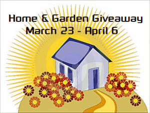 home and garden giveaway
