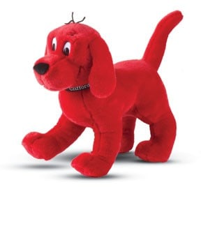 Douglas Company Debuts Clifford the Big Red Dog® Product Line  #Giveaway