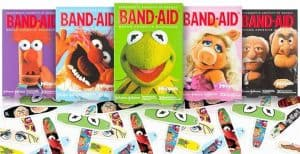 Muppets Band-Aids