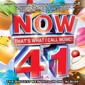 NOW That's What I Call Music Vol. 41 for just .25!