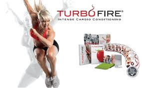 TurboFire Intense Cardio Conditioning DVD set