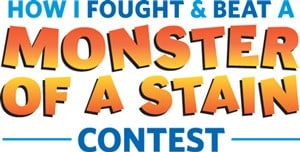 "Don't Forget!! The ""How I Fought And Beat a Monster of a Stain Contest"" ends April 20"