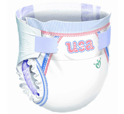 "Pampers Limited Edition ""USA""Diapers and Wipes- just in time for the 2012 Olympic Games"