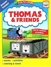 Thomas and Friends Magazine for only $14.99/year