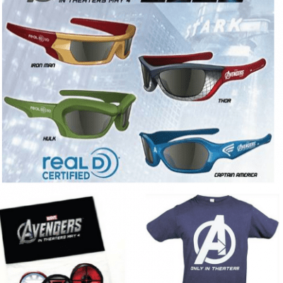 MARVEL'S THE AVENGERS: Prize Pack #Giveaway #TheAvengers