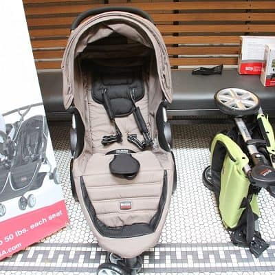 Britax Strollers for 2012