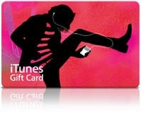 Today Only: 20% off iTunes Gift Cards