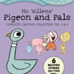 mo willems pigeon and pals complete cartoon collection vol 1 & 2