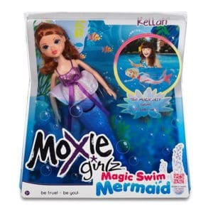 Moxie Girlz™ Magic Swim Mermaid™ Doll Review and #Giveaway