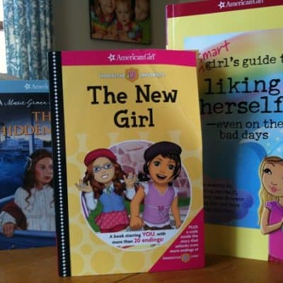 American Girl has some great new books out!