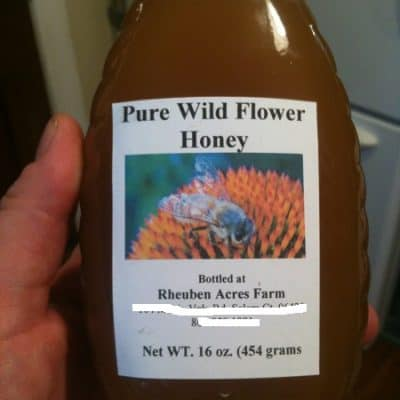 Can local honey help with seasonal allergies? #ClaritinMomCrew