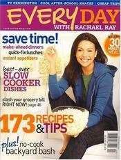 Subscribe to Every Day with Rachael Ray for only $4.99 per Year!