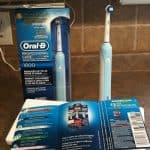 Oral B Professional Care 1000 toothbrush
