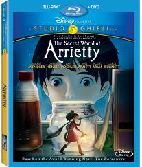 The Secret World of Arrietty – Released May 22nd, 2012!