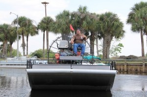 airboats, boggy creek